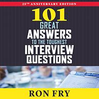 101 Great Answers to the Toughest Interview Questions (Unabridged)