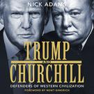 Trump and Churchill
